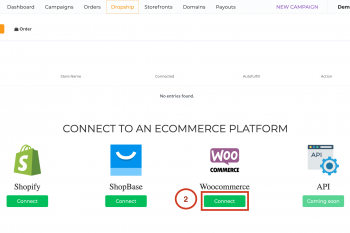 BurgerPrints and WooCommerce is now connected !