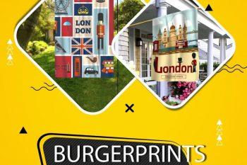 (Tiếng Việt) House Flag, Garden Flag là những 'thành viên' mới của nhà BurgerPrints