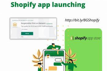 BurgerPrints Shopify App