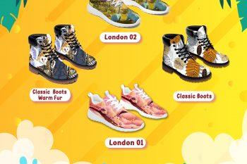 (Tiếng Việt) Cấp báo: Những mẫu giày sẽ làm mưa làm gió nhà BurgerPrints