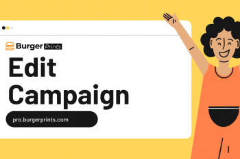 Edit campaign
